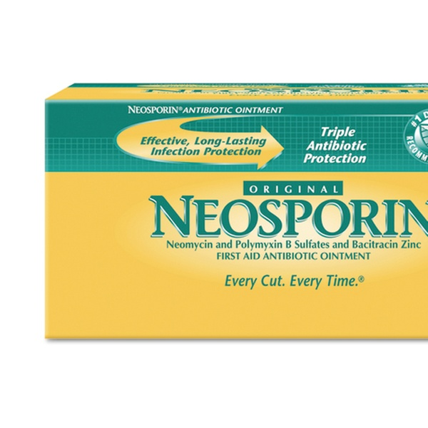 Neosporin Single-Use Antibiotic Ointment Packets (144 Count)