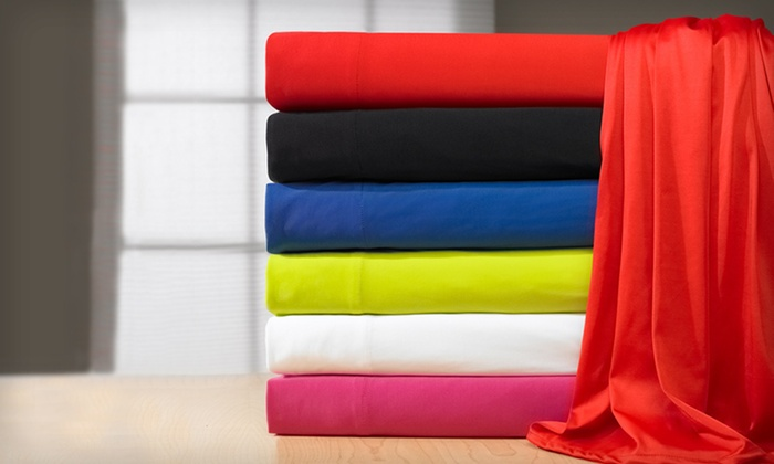 Athletix Sheet Sets: Athletix Sheet Sets (Up to Half Off). Multiple Sizes and Colors Available. Free Shipping and Free Returns.