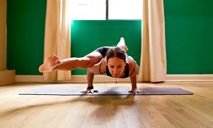 mang'Oh yoga - Murray Hill: One or Three Months of Unlimited Yoga Classes at mang'Oh yoga (Up to 71% Off)