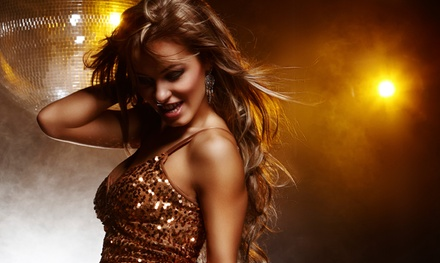 Studio 504 – An Absolut New Year's Eve Disco at House of Blues New Orleans on December 31 (Up to 50% Off)