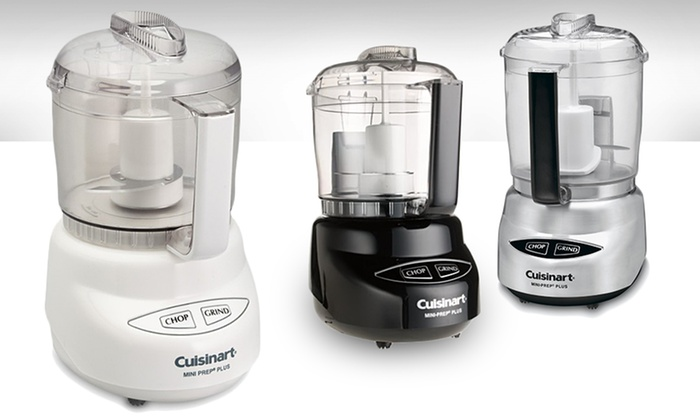 Cuisinart 4-Cup Mini-Prep Plus Food Processor: Cuisinart 4-Cup Mini-Prep Plus Food Processor. Multiple Colors Available. Free Shipping and Returns.