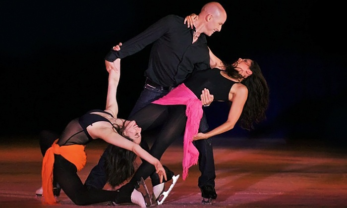 """American Ice Theatre presents """"Let's Dance"""" - Irving Park: $25 for a Ticket Package for American Ice Theatre's """"Let's Dance""""at McFetridge Sports Center on May 31 ($47.04 Value)"""