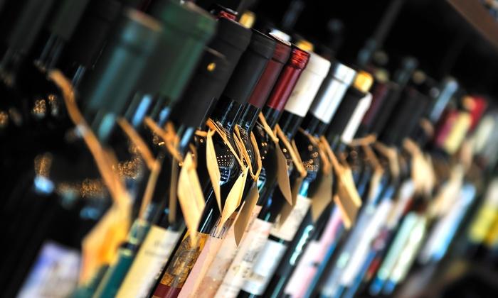 PRP Wine International - Phoenix: Six- or Eight-Bottle Wine Tasting for 10 at PRP Wine International (Up to 48% Off)