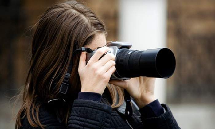 Photo Art Studio - Multiple Locations: $59 for Certification in Photography, Photoshop, Web Animation, or Development at Photo Art Studio ($450 Value)