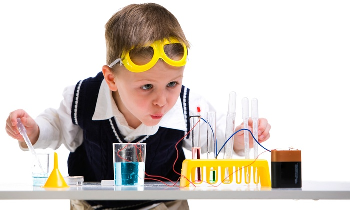 Destination Science - Multiple Locations: $249 for a Five-Day Kids' Science Camp from Destination Science ($369 Value)