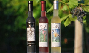 Candia Vineyards: $65 for Package with Wine Tasting, Wine Book, and Pruning Seminar at Candia Vineyards ($116 Value)