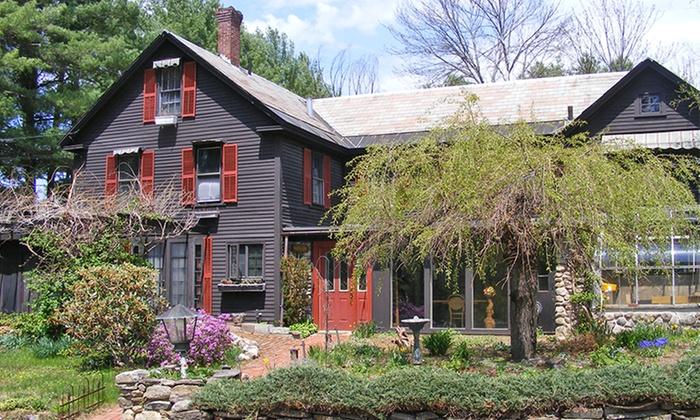 Inn of the Tartan Fox - Swanzey, NH: Stay at Inn of the Tartan Fox in Swanzey, NH. Dates into September.