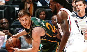 Exclusive Presale: Tickets To A Utah Jazz Game At Energysolutions Arena During The 2014-15 Regular Season. Prices Starting At $12.25.