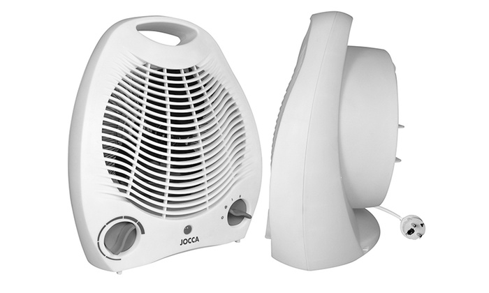 Groupon Goods Global GmbH: One or Two 2000W Fan Heaters