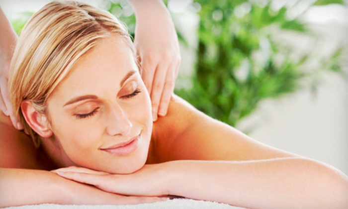 Tiffany Hair Studio & Skin Care - Murrieta: Spa Package, or Two Pore-Cleansing Facials or Parafango Body Wraps at Tiffany Hair Studio & Skin Care (Up to 77% Off)