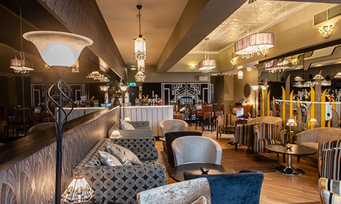 Sapphire Lounge - Liverpool: Afternoon Tea With a Twist from £14 at Sapphire Lounge (Up to 56% Off)