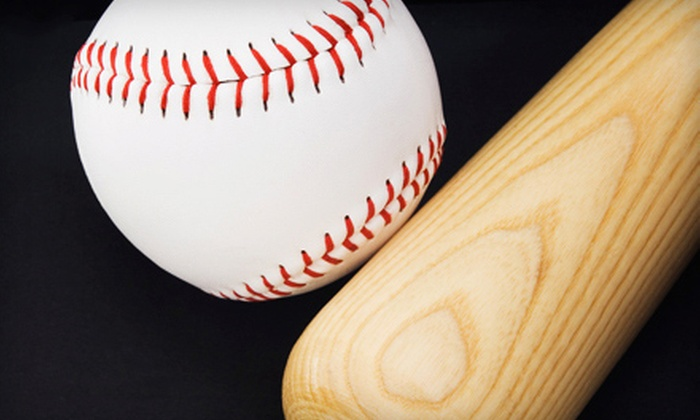 Upper Deck Baseball Academy - Cumberland: One or Three Private Lessons with Batting-Cage Sessions at Upper Deck Baseball Academy (Up to 56% Off)