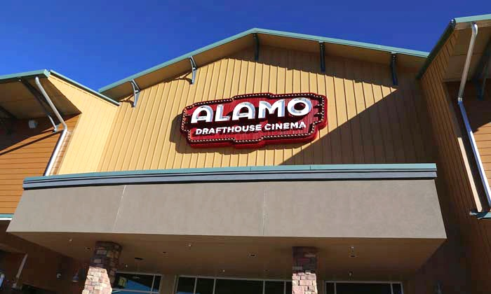Alamo Drafthouse - Alamo Drafthouse Cinema - Littleton: $5 for a General Admission Movie Ticket at Alamo Drafthouse Cinema (Up to $10.50 Value)