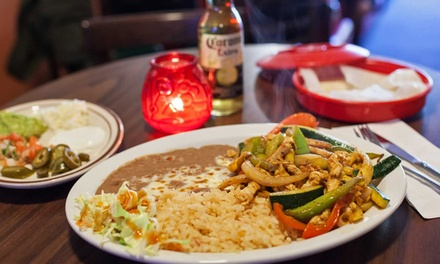 Mexican Cuisine for Two or Four at El Caminito (Up to 40% Off)