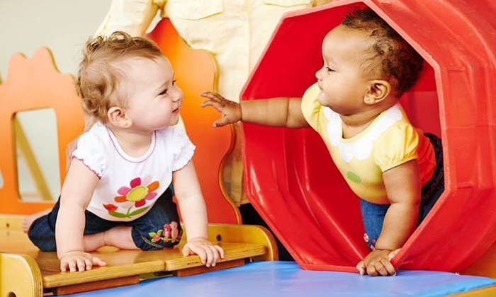 Gymboree Play & Music Center - Baton Rouge: Three Play and Music Classes for One Kid or Eight Classes for Two Kids at Gymboree Play & Music (Up to 75% Off)