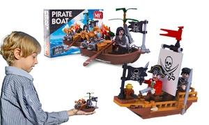 Bateaux pirates à construire