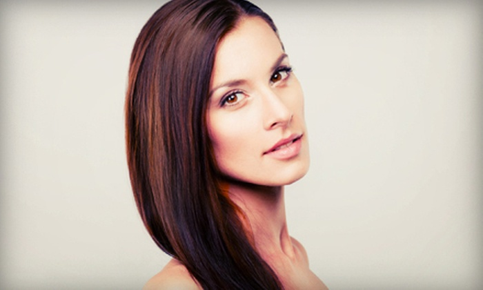 Gallery Allure - Forest Hills: One or Two Keratin Hair-Smoothing Treatments at Gallery Allure (Up to 65% Off)