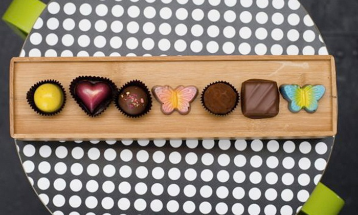 Groupon Exclusive: Roll and Decorate Your Own Truffles with Master Chocolatier - Chocolat: Groupon Exclusive: Hand-Roll and Decorate Your Own Truffles with a Chocolatier