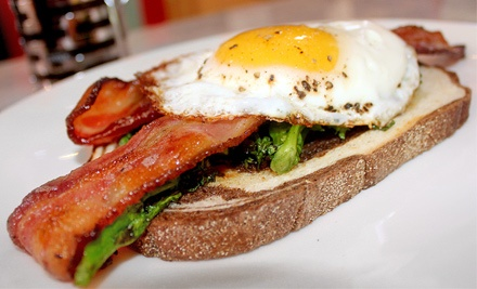 Deli-Style Food and Drinks at C4 Deli: Cure for the Common (Up to 53% Off). Four Options Available.