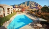 Sedona Real Inn & Suites - Sedona, AZ: Stay at Sedona Real Inn & Suites in Arizona with Complimentary Continental Breakfast. Dates Available into September.