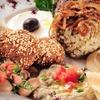Half Off at Casbah Mediterranean Buffet