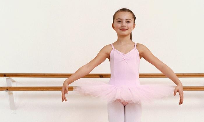 The Glass Slippers Dance Studio - Emerson: $65 for $130 Groupon Towards Dance Classes — The Glass Slippers Dance Studio