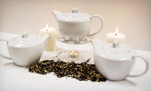 Celebration Afternoon Tea for Two or Four or $20 for $40 Worth of Loose-Leaf Teas and Accessories at Chado Tea Room