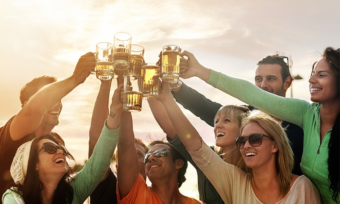 Harbor Island International Beer Fest - Mamaroneck: Two General Admission or VIP Tickets to Harbor Island International Beer Fest on October 11 (Up to 50% Off)