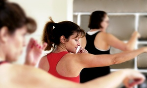 Curves: 10 or 20 Workouts or 100-day Unlimited Membership at Curves Gym (Up to 77% Off)