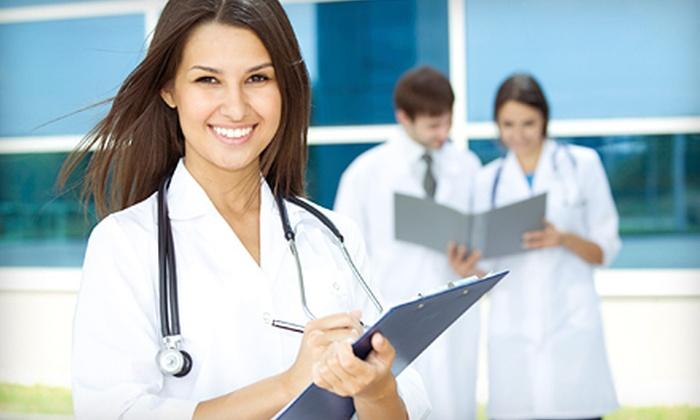 La Vie Health Centre - Kanata Lakes - Marchwood Lakeside - Morgan's Grant - Kanata: $99 for a Medical Screening and Medical ID Card from La Vie Health Centre ($300 Value)