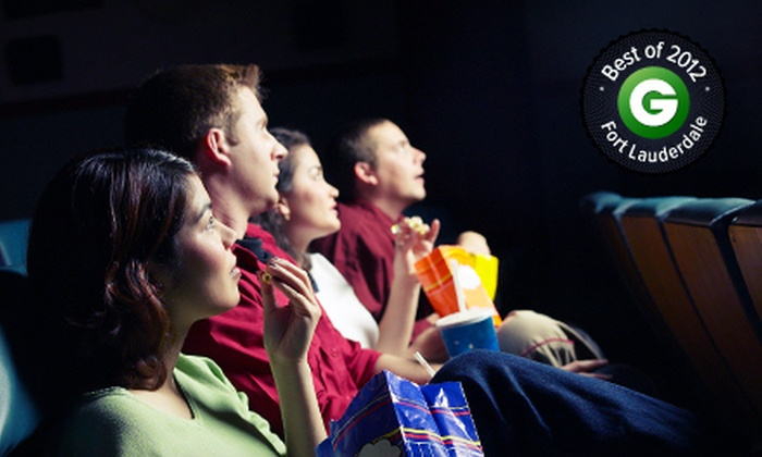 Alco Capital Theatres - Boynton Beach: Movie with Large Popcorn and Sodas for Two or Four at Alco Capital Theaters (Up to 52% Off)