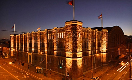 SF Armory - SF Armory in San Francisco