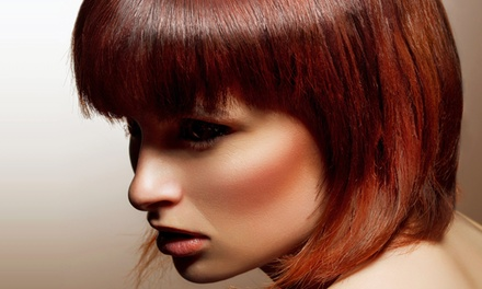Cut and Blow-Dry With Conditioning for £22 at Exquisite Hair & Beauty Salon (63% Off)