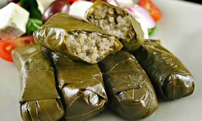 Hedary's Mediterranean Restaurant - Allen: Lunch or Dinner at Hedary's Mediterranean Restaurant (Up to 50% Off)