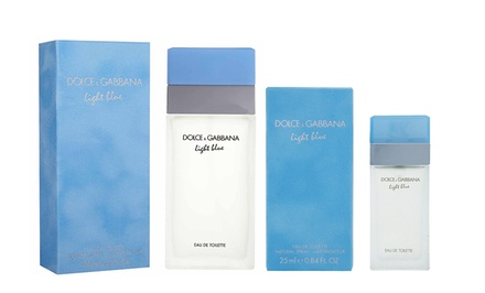 Dolce & Gabbana Light Blue Eau de Toilette for Women; 0.84, 1.7, or 3.4 Fl. Oz. from $32.99–$59.99