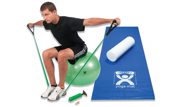 5-Piece Exercise and Wellness Kit: 5-Piece Exercise and Wellness Kit. Free Returns.