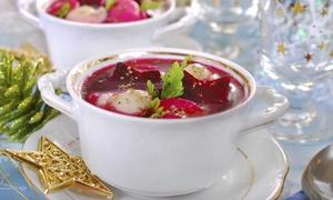 Rucola: Catering Świąteczny dla 5 osób od 249 zł i więcej opcji w firmie Rucola (do -52%)