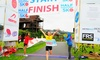 See Jane Run - Wichita: See Jane Run Women's Half Marathon or 5K Race on September 13 at Douglas St. Bridge in Wichita (Up to 47% Off)