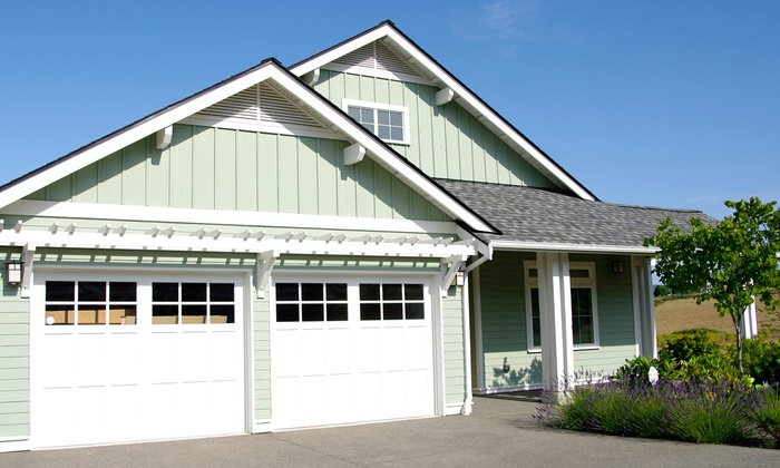 57% Off Garage Door Tune Up