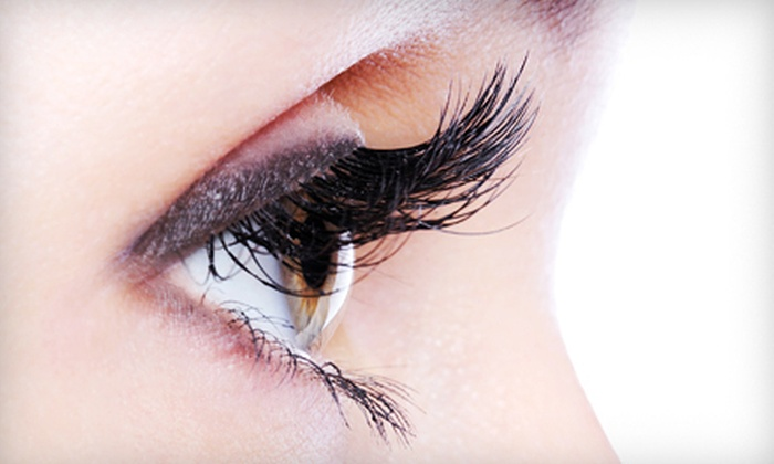 Kasey Payne at About Phace Skincare Spa - Shenandoah: Natural or Mink Eyelash Extensions with Option of Refill from Kasey Payne at About Phace Skincare Spa (Up to 58% Off)