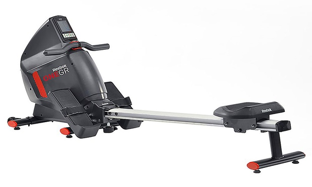 From $699 for a Reebok Flywheel Home Rowing Machine or from $899 for a Reebok Flywheel Training Spin Bike