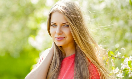 Color, Highlights, and Blow-Dry from Love.Blair Hair Design (60% Off)