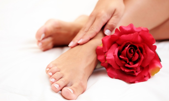 ABLS a Paul Mitchell Salon - Delano: One or Two Mani-Pedis at ABLS a Paul Mitchell Salon (50% Off)
