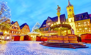 7-Day Germany Trip w/Hotel, Air & Car from $799 PP