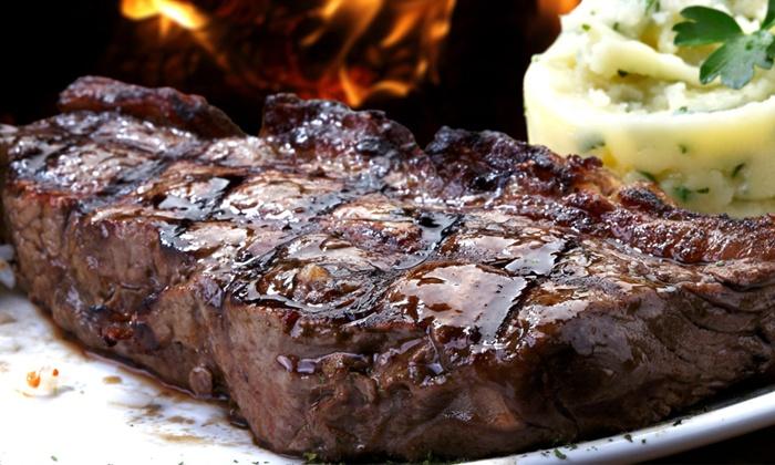 La Estancia de Falero - La Estancia de Falero: $279 en vez de $720 por cena o almuerzo para 2 personas: entrada + plato principal + postre en La Estancia de Falero