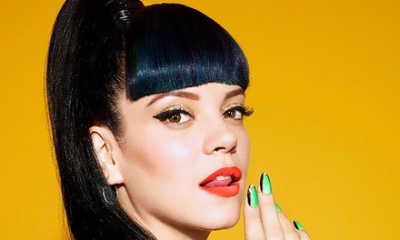 Lily Allen at The Tabernacle on Wednesday, September 17 (Up to 49% Off)