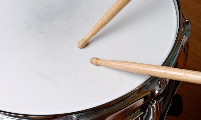 Long Island Drum & Music School - Plainview: Four or Eight 30-Minute Drum Lessons at Long Island Drum & Music School (Up to 52% Off)