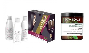 Kit lissage et masque Botanical.
