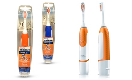 Philips Sonicare Powerup Toothbrush