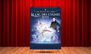 Bleu Citron Production: 1 place au choix pour Le Lac des Cygnes sur Glace le 26 octobre à 20h30 dès 25 € au Zénith à Toulouse